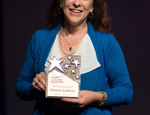 Dianne Lindsay Wins Best Female Vocal For The Third Year Running