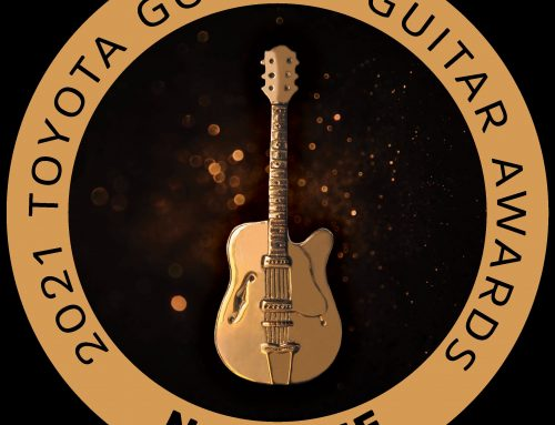 GOLDEN GUITAR NOMINATION FOR BUSH BALLAD OF THE YEAR